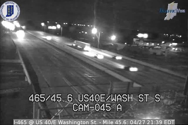 I-465, Washington St.