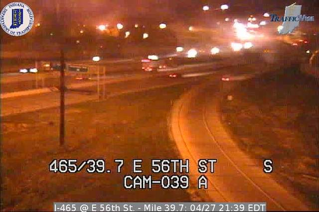 I-465, 56th St.