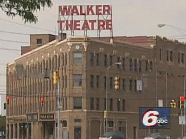 Caretakers at the Madame Walker Theatre Center said the historic…