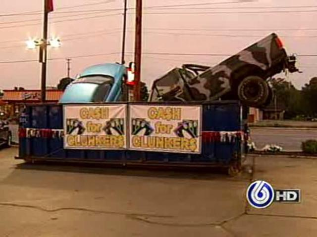 Perfect Indiana Dealership: Cash For Clunkers U0027Train Wrecku0027   TheIndyChannel.com  Indianapolis, IN