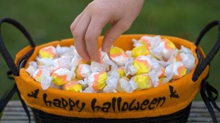 Halloween candy costs: Then and now