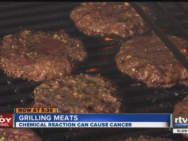 Studies Link Cancer Grilling Over High Heat Theindychannel Com Indianapolis In