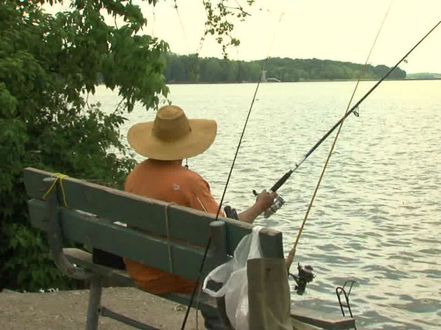 Hoosiers can fish without a license on saturday for Fishing without a license