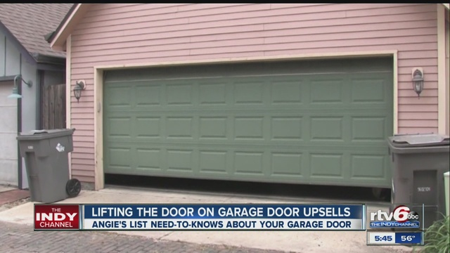 Angieu0027s List: Donu0027t Get Scammed On Garage Door Repair   TheIndyChannel.com  Indianapolis, IN