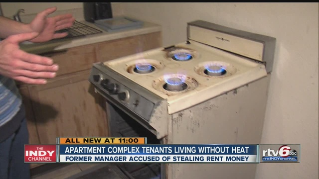 Tenants without heat at north-side apartment - TheIndyChannel.com ...