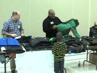 Anonymous donor provides coats for 400 students