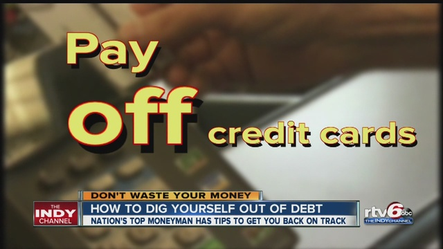 Dave ramseys 9 tips to help you dig out of debt theindychannel dave ramseys 9 tips to help you dig out of debt solutioingenieria Images