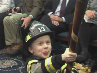 Bill inspired by Indy boy headed to president