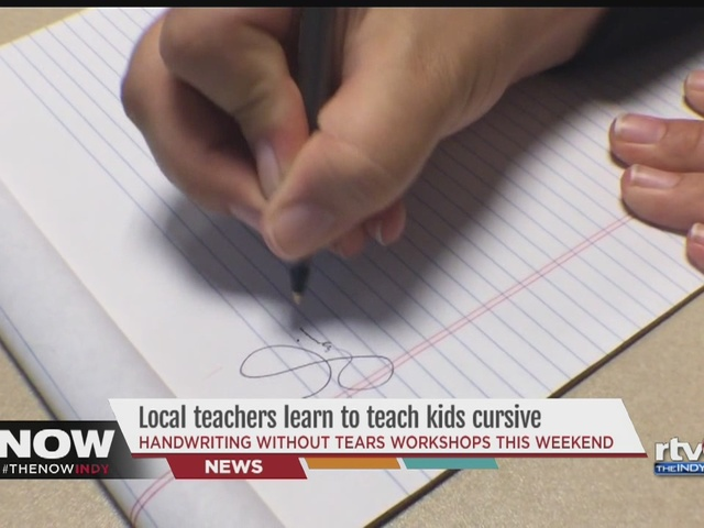Watch Indiana Teachers Learn How To Train Kids On