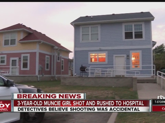 Muncie 3 Year Old Shot In Critical But Stable Condition