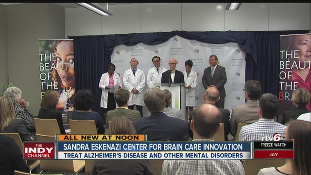 Eskenazi Health Unveils Brain Care Center Theindychannel Com