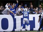 Colts release Pro Bowl cornerback Vontae Davis