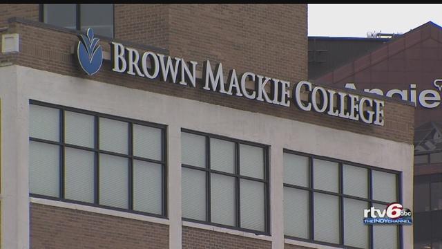 Brown mackie financial aid phone number