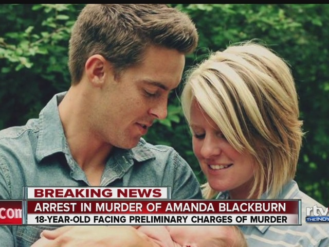 Amanda Blackburn murder: Davey Blackburn releases statement following arrest of suspect