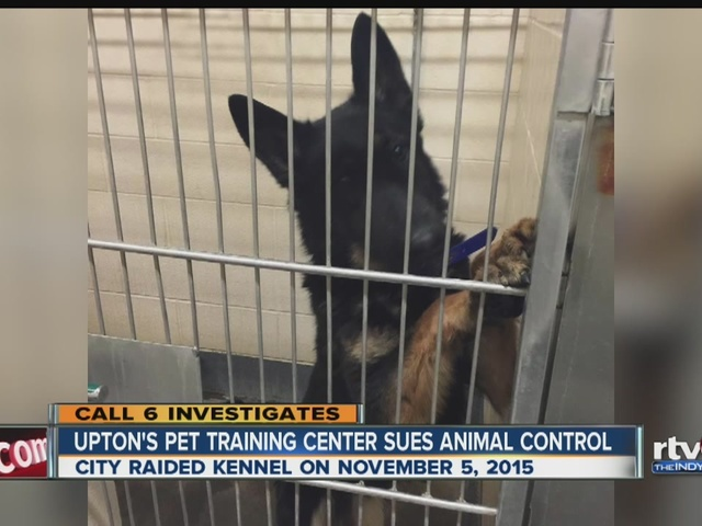 Call 6 Dog Kennel Sues Indianapolis Animal Care And