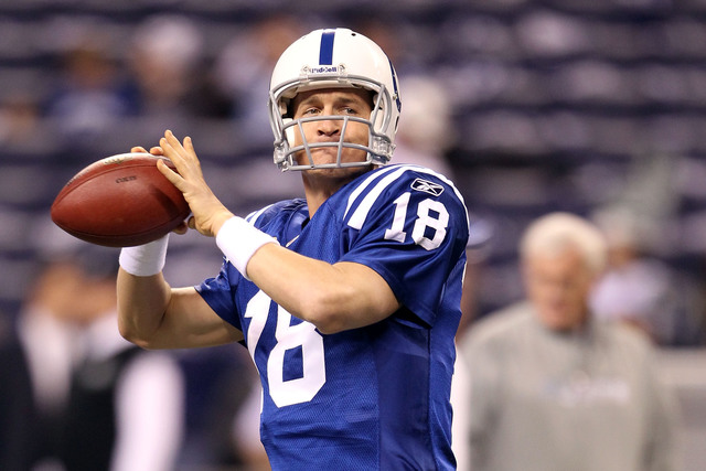 Peyton Mannings advice to Andrew Luck as he returns includes the