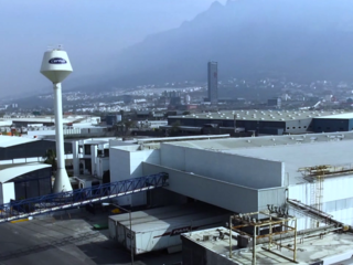 PHOTOS: Carrier facility in Monterrey, Mexico