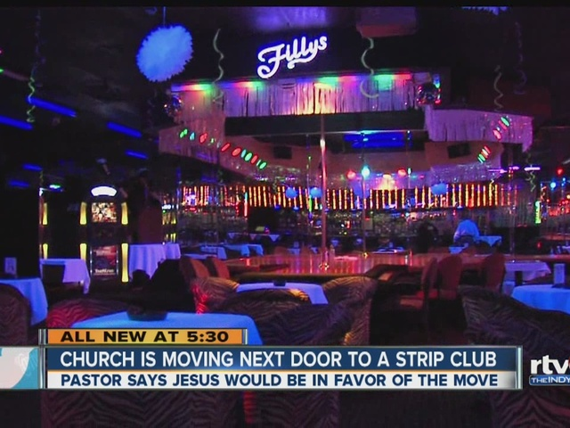 Church moving in next door to strip club - TheIndyChannel ...