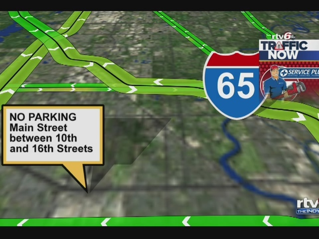 Parking Where To And Not To Park For The Indianapolis 500 Theindychannel Com Indianapolis In
