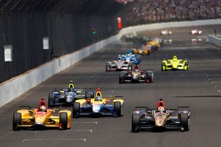 WATCH: Indy 500 Super Bowl commercial