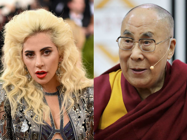 What a pairing dalai lama and lady gaga meeting in indy what a pairing dalai lama and lady gaga meeting in indy m4hsunfo