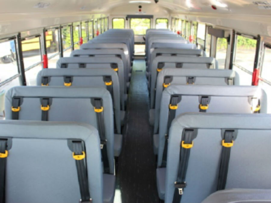 CALL 6: No state, federal requirements for school buses to ...