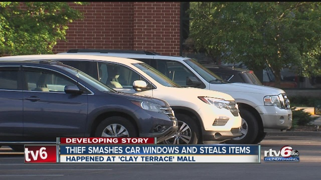 Carmel Police Investigating Vehicle Breakins At Clay Terrace - Carmel indiana car show