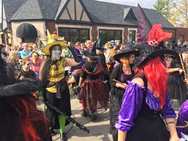 LOOK: Costumes at Irvington Halloween Fest - V1 News Gallery