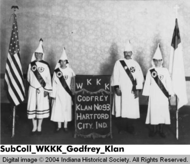 an analysis of the rise of the ku klux klan in post civil war america The general activities of the ku klux klan and to determine the validity of reports that the klan was rapidly growing we were directed particularly to determine whether or not the.