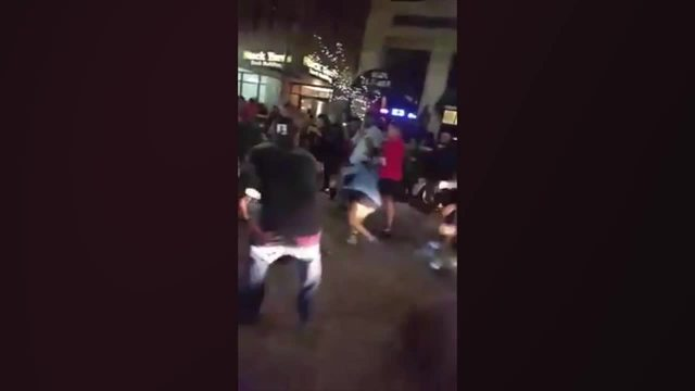 Video shows moment fatal shot fired after large fight in downtown Indianapolis