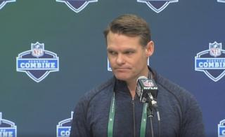 Ballard collects high picks as Colts rebuild