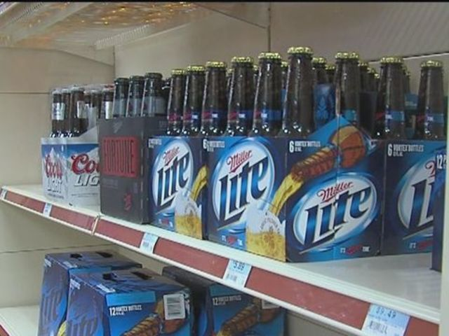 Senate panel freezes cold beer effort