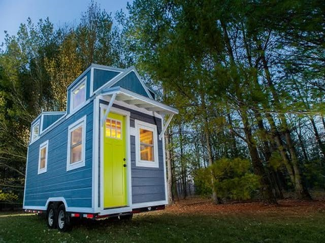 zionsville entrepreneur creates airbnb like concept for tiny homes. Black Bedroom Furniture Sets. Home Design Ideas