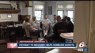 Jefferson Awards: Pathway to Recovery