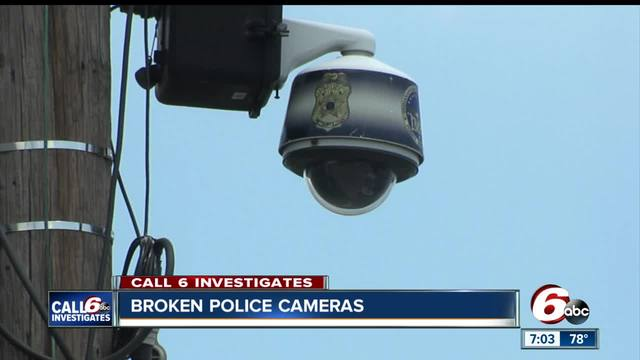 Impd soon to launch project green light security camera program call 6 investigates found the maintenance contract for police street cameras was not renewed and expired in 2010 aloadofball Gallery