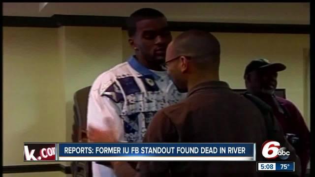 former nfl player  iu football star found dead