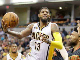NBA fines Lakers $500,000 for Paul George chase