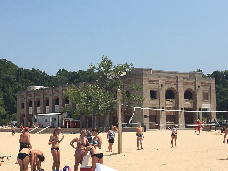 Swimming Beach At Indiana Dunes State Park Reopens