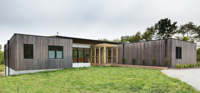 HOME TOUR: 20 Acre Modern Prairie Home In Zionsville