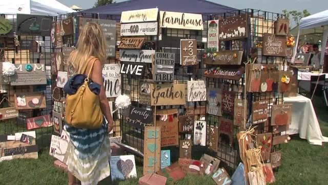 Indie arts and vintage marketplace
