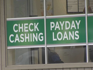 Future payday loan rate unclear
