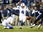 Vinatieri's injury may halt record-breaking goal