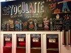 Speedway's froyo shop has endless flavors