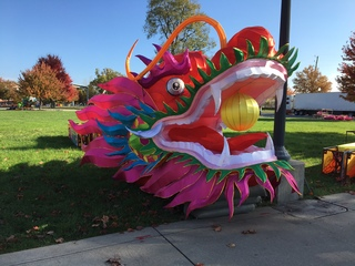 PICS: Preps for Indiana Chinese Lantern Festival