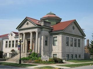 Library to deliver in Martinsville