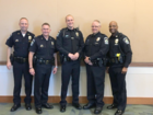 Westfield police skip shaving for a cause