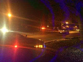 Triple shooting on Indianapolis' northeast side