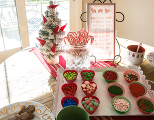 HOME TOUR: This house is already ready for Xmas