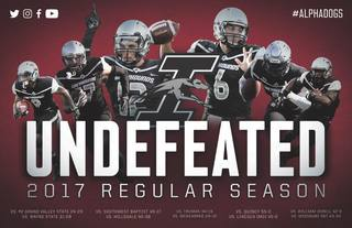 UIndy completes undefeated football season