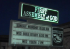 Sheriff offers safety plans to churches